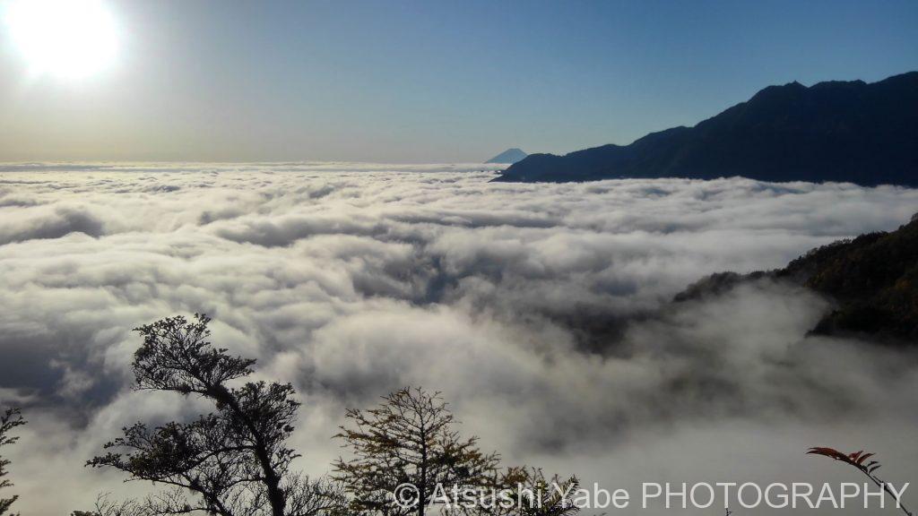 幻想的な雲海 No1