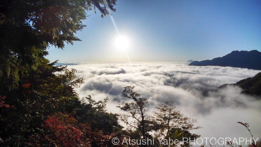 幻想的な雲海 No3