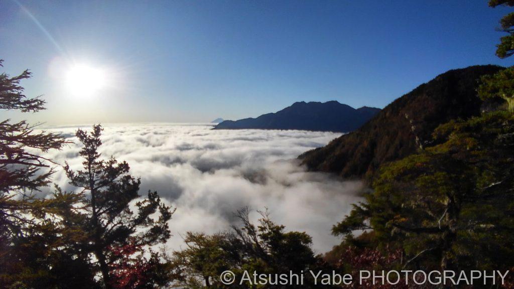 幻想的な雲海 No4
