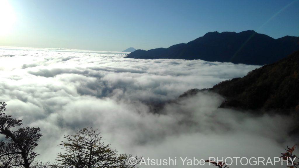 幻想的な雲海 No2